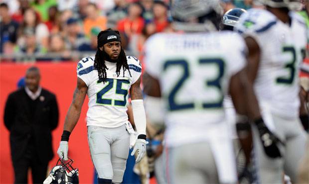Richard Sherman Visiting 49ers With 'Real Chance' He Signs